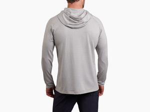 AirKuhl Hoody Long Sleeve - Cloud Gray