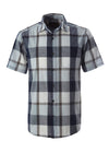 Sawtooth Plaid S/S