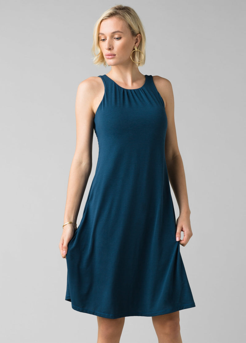 Skypath Dress - Atlantic