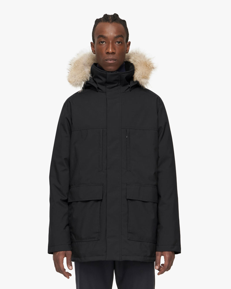 Churchill Parka - Black