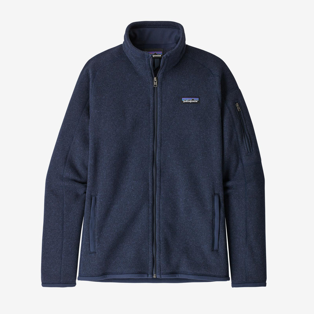 Women's Better Sweater Jacket - Navy