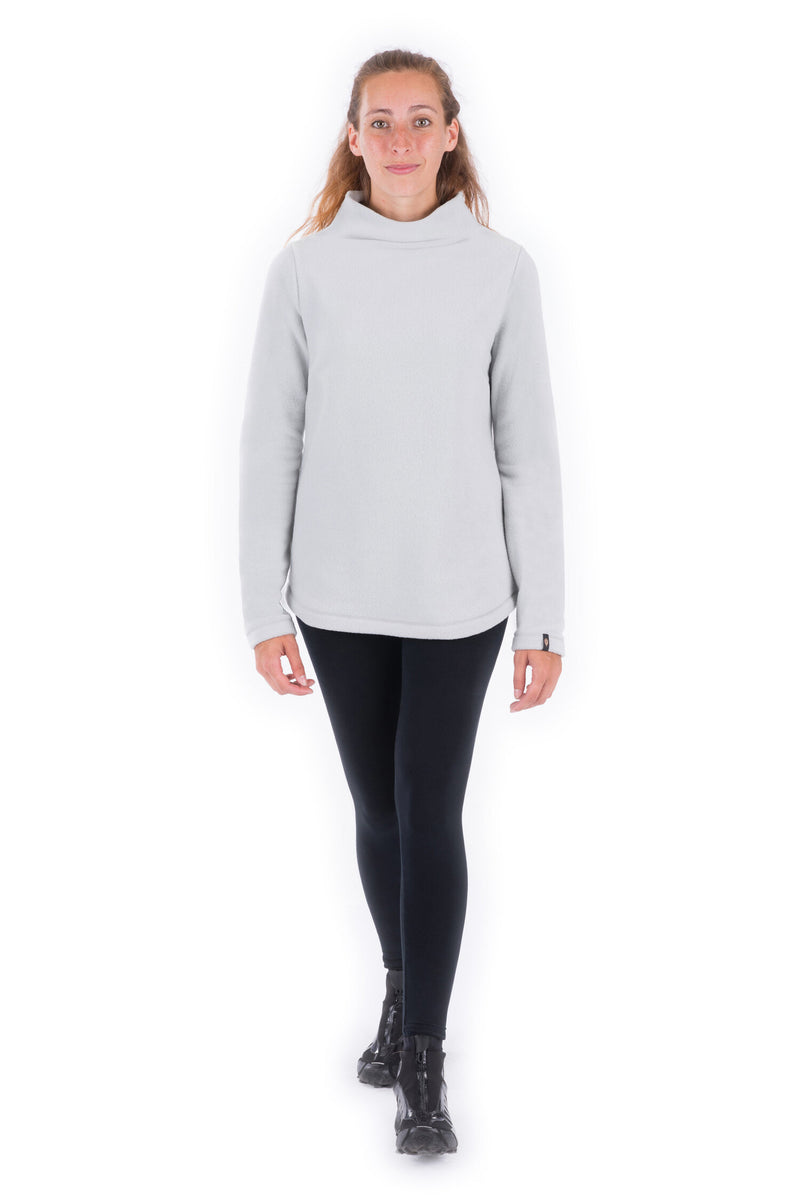 ELENI - WOOLY FLEECE SWEATER