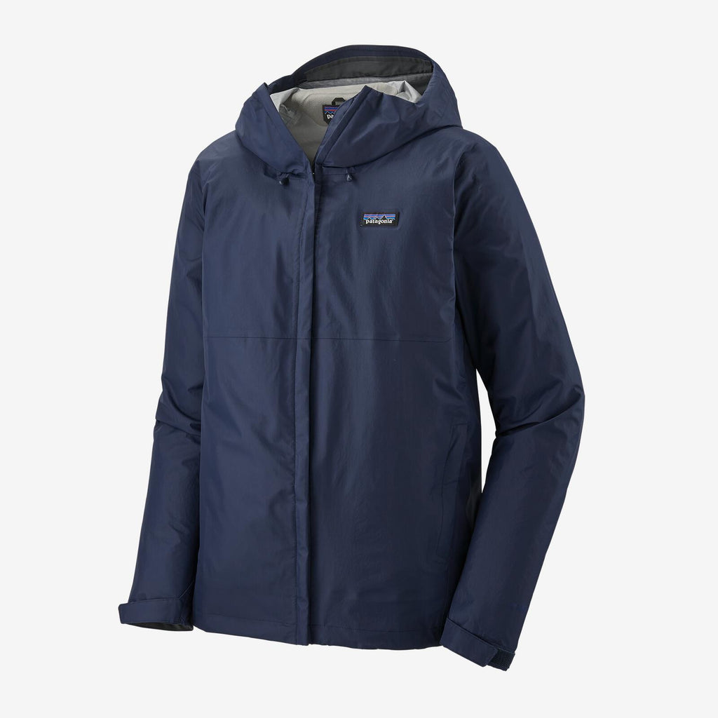 Men's Torrentshell 3 Layer Rain Jacket - Navy