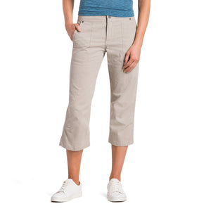 Women's Splash Kapri - Light Khaki