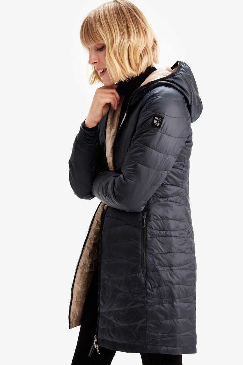 Claudia Edition Jacket - Packable