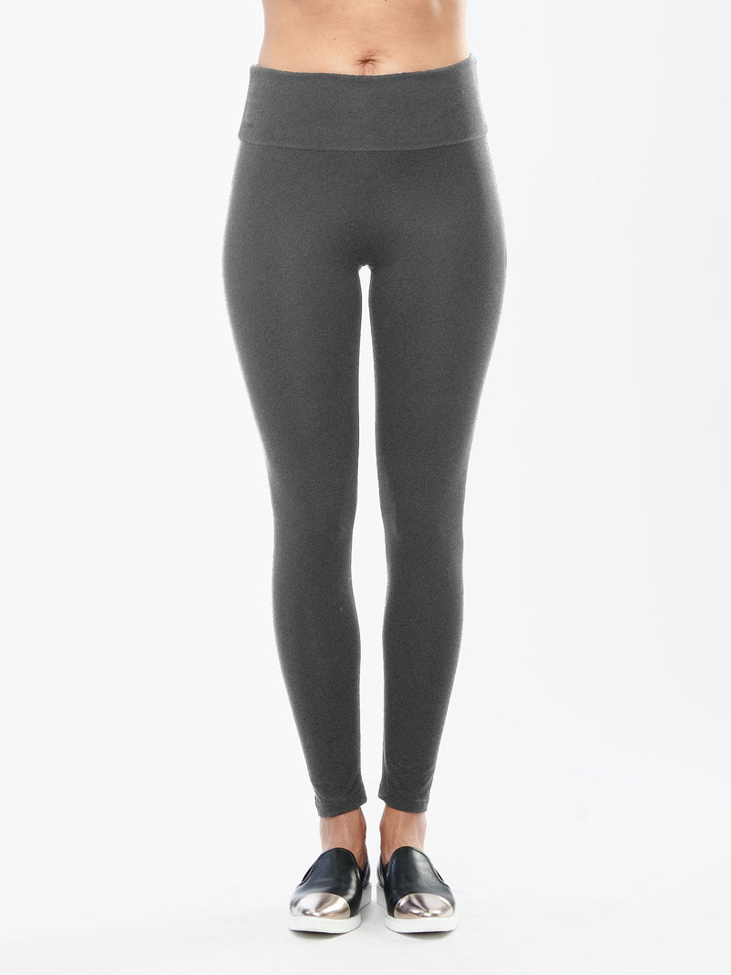 Lisa2 Leggings - Full length Ash Grey