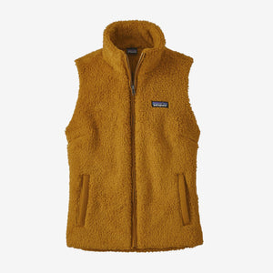 Women's Los Gatos Fleece Vest - Gold