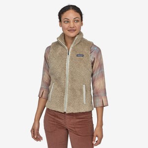 Women's Los Gatos Fleece Vest - Khaki