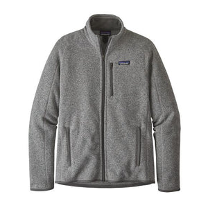 Men's Better Sweater Jacket - Silver