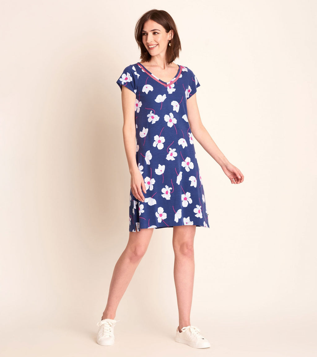 Marina Dress - Summer Blossoms