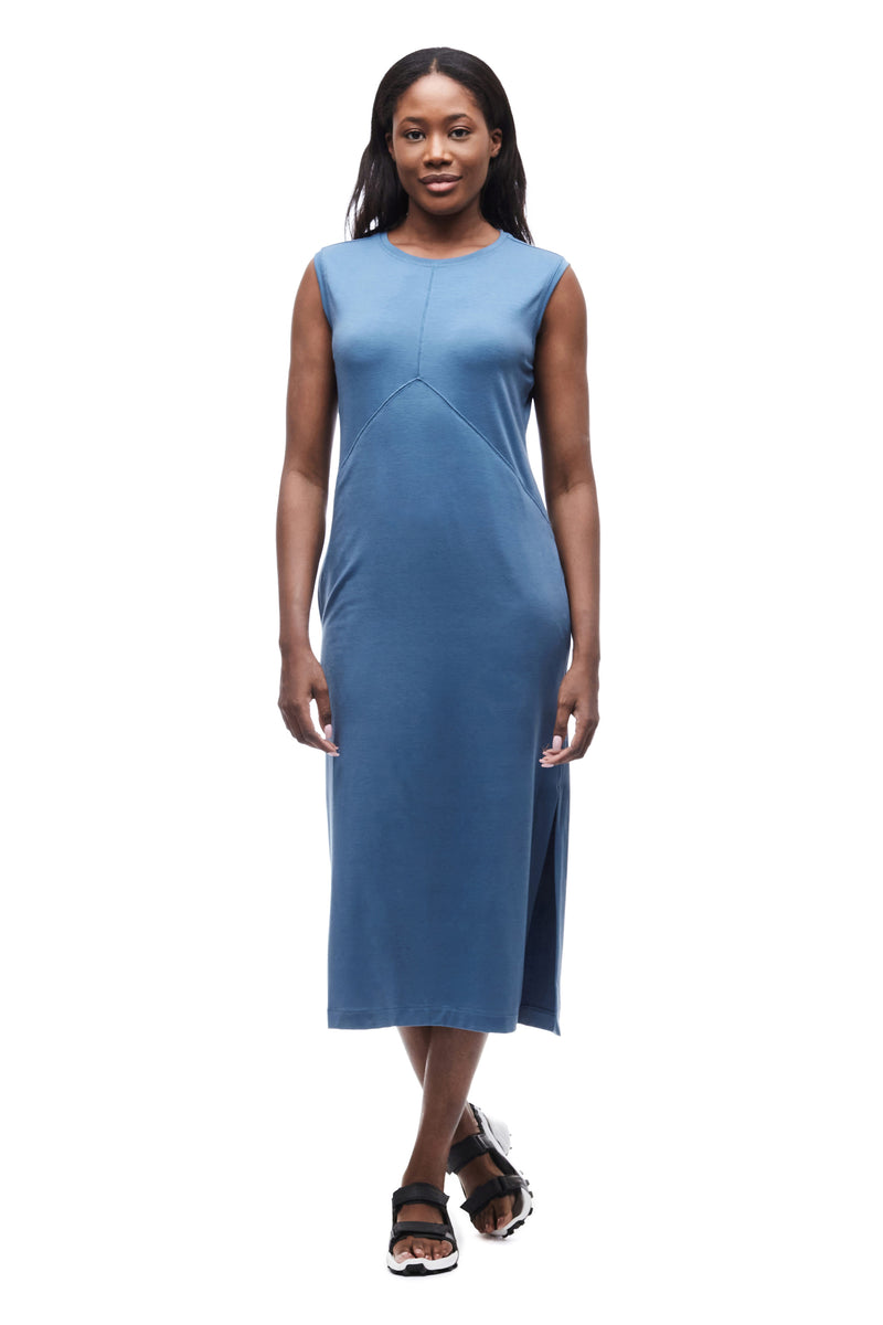SECAR – Jersey drirelease® dress