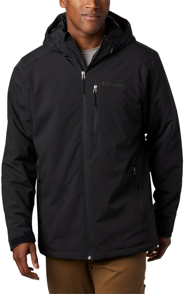 Men's Gate Racer™ Insulated Softshell Jacket