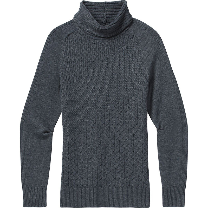 Women's Dacano Ski Sweater - Charcoal Heather