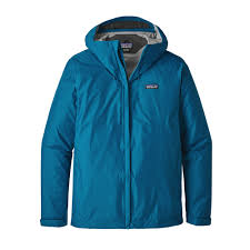 Men's Torrentshell Rain Jacket - Balkan Blue