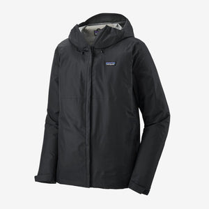 Men's Torrentshell 3 Layer Rain Jacket - Black