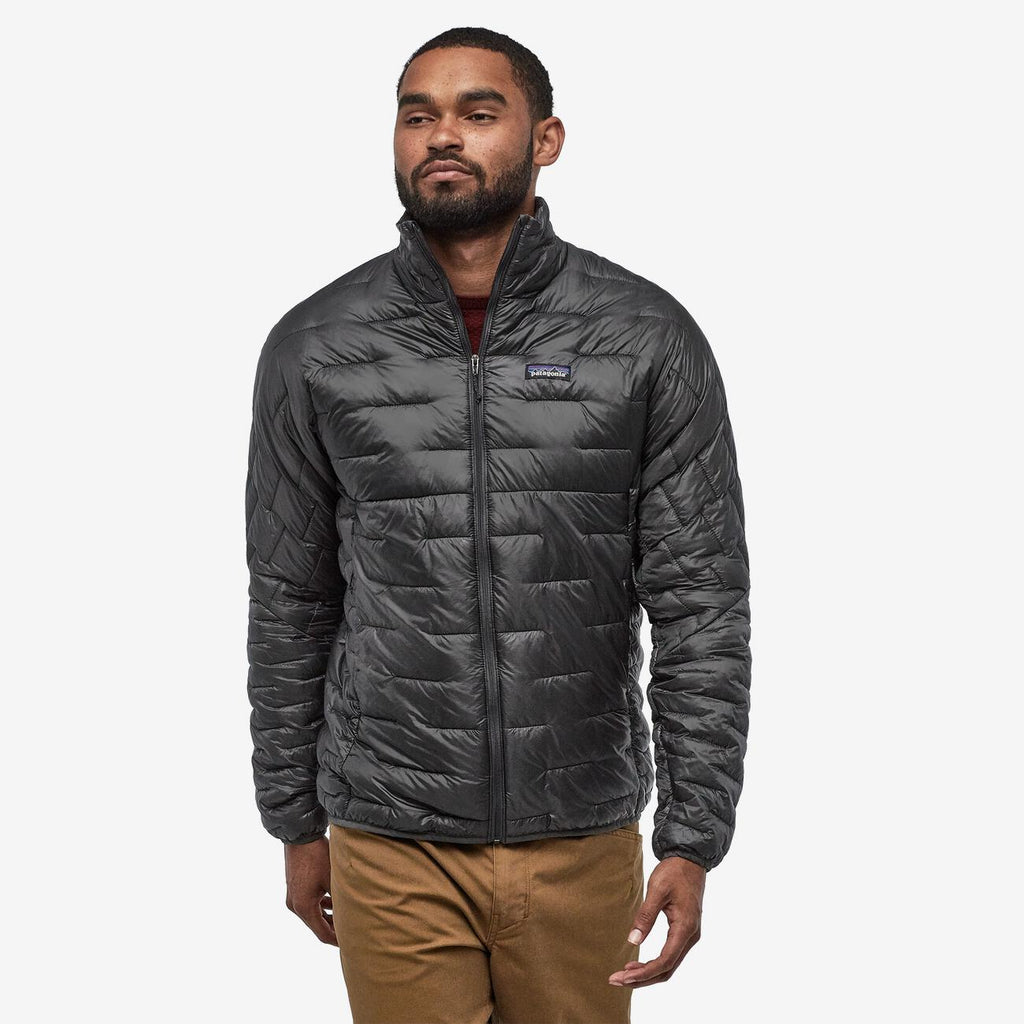 Men's Micro Puff Jacket - Forge Grey
