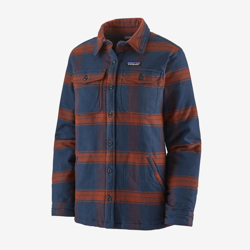 Insulated Fjord Flannel Jacket