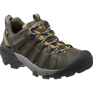 Men's Voyageur Hiking Shoe Black Olive/Inca Gold