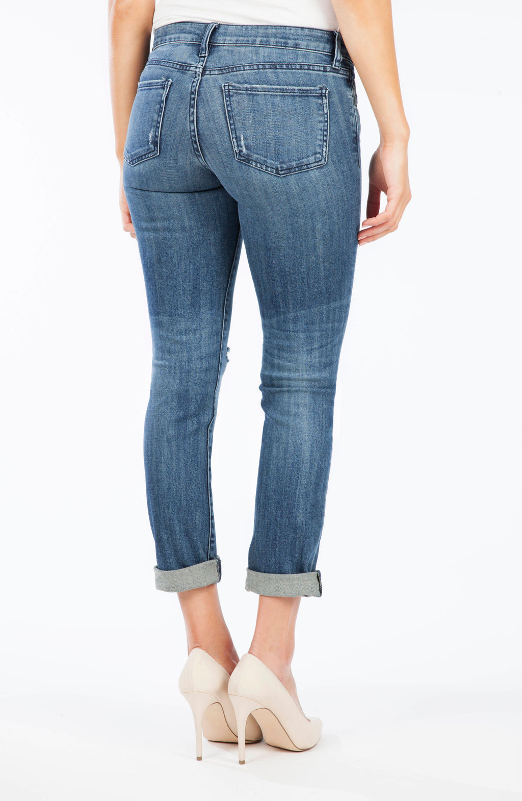 Catherine Boyfriend Denim - Revival Wash