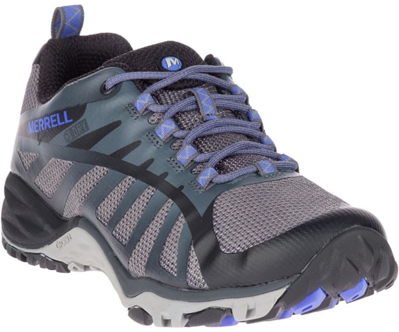 Women's Siren Edge Q2 Waterproof - Black/Blue