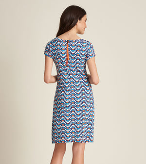 Nellie Dress - Shell Fans