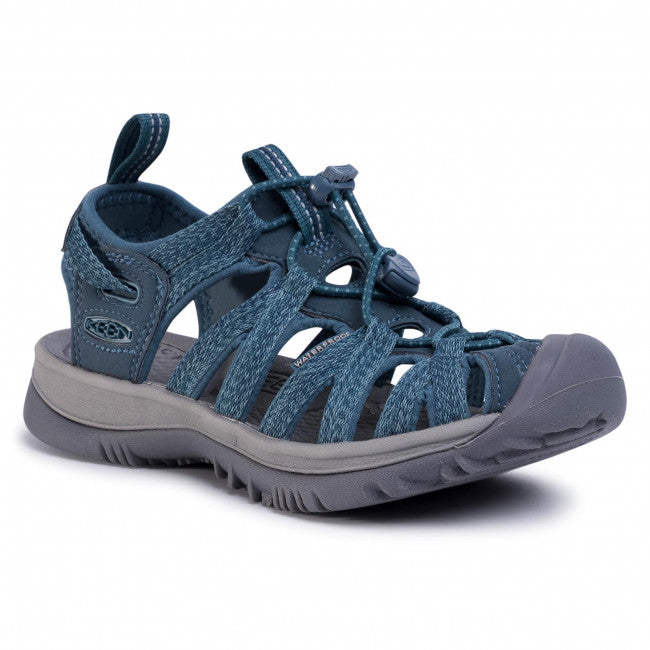 Women's Whisper - Smoke Blue