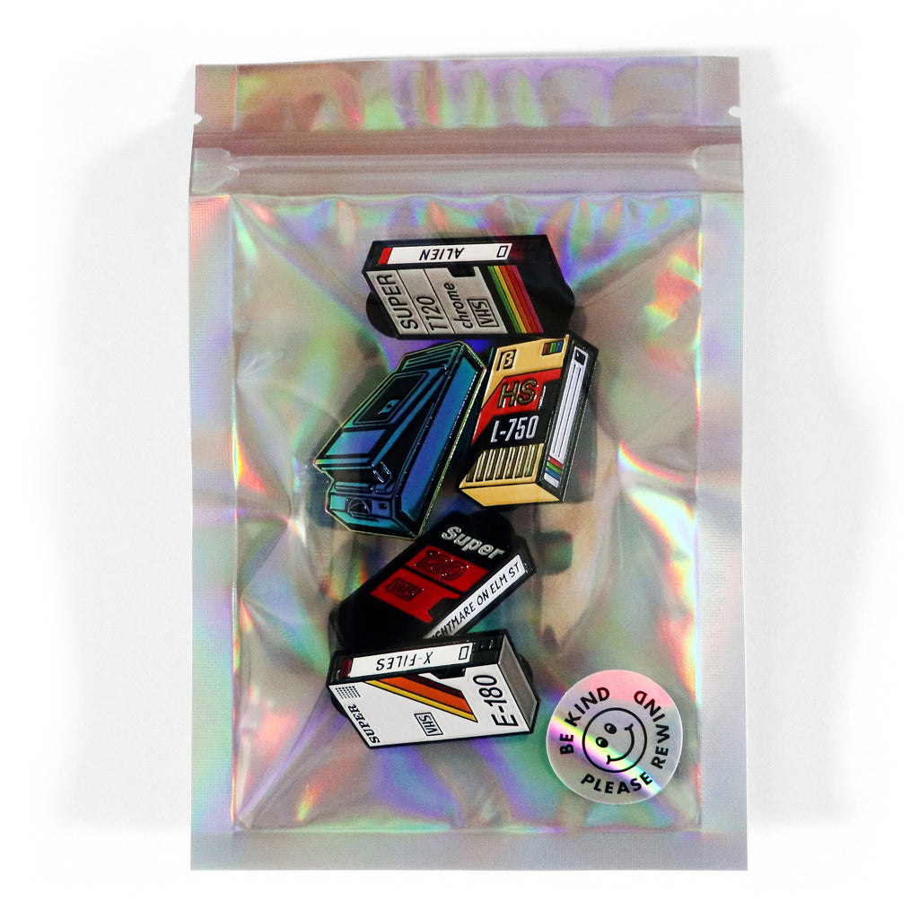 Mystery Pin 5-Pack