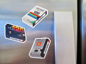Mini Magnets - Cassette 3-Pack