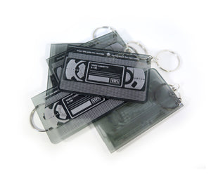 Keychain - Classic Cassette