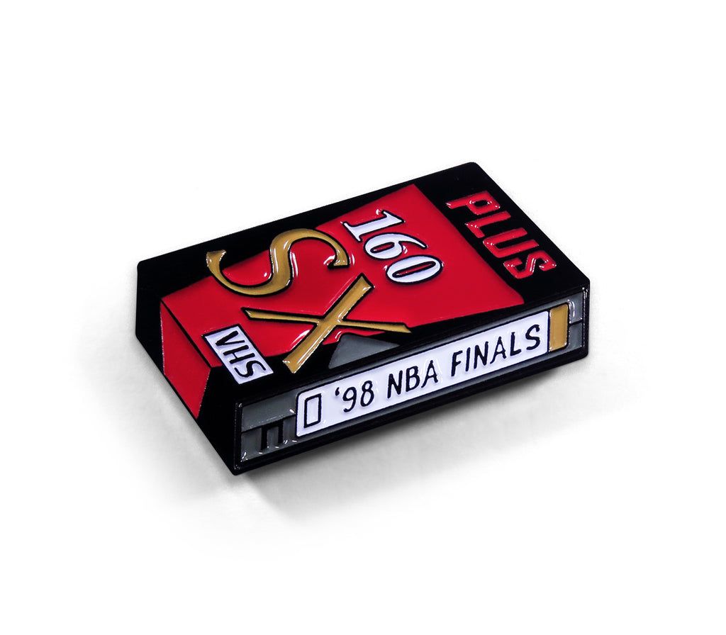 TV-REC / 98 NBA Finals