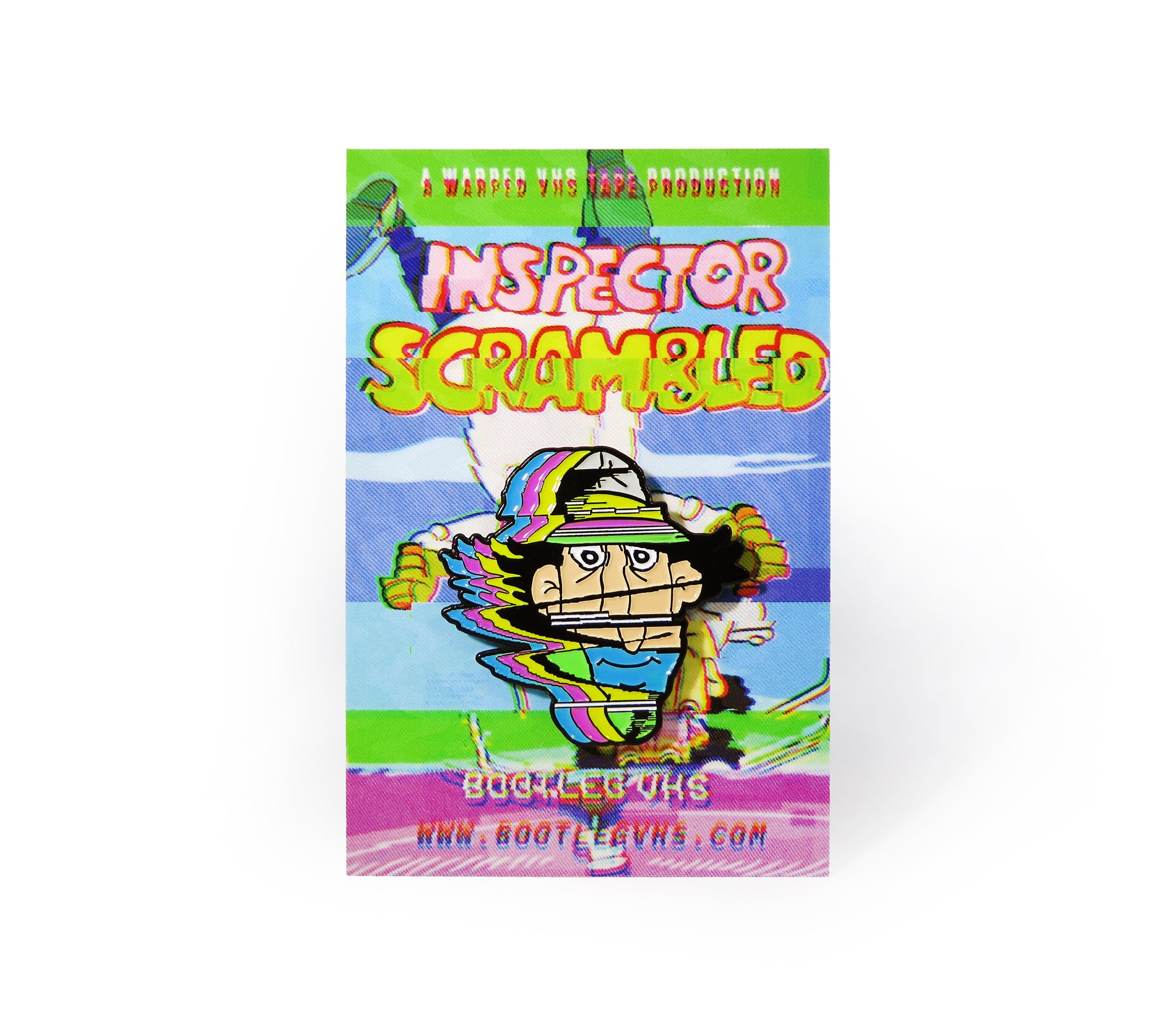 Warped Tape / Inspector Scrambled