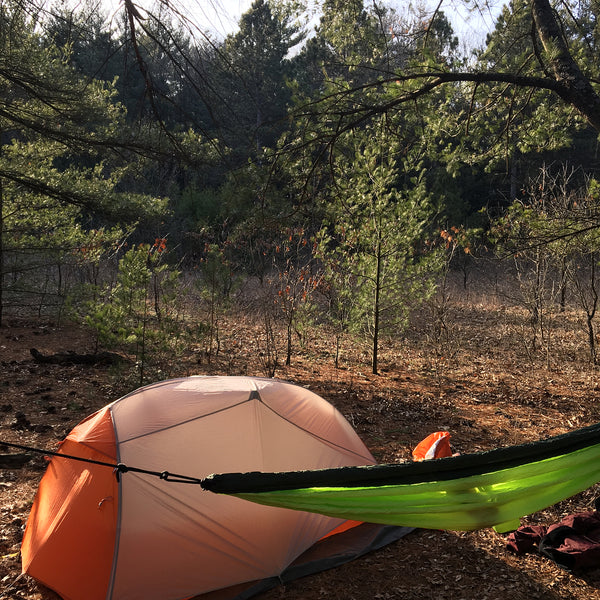 Sand Ridge State Forest Camping