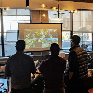 Big Screen Gaming Party - Bevy Experience Rental Chicago