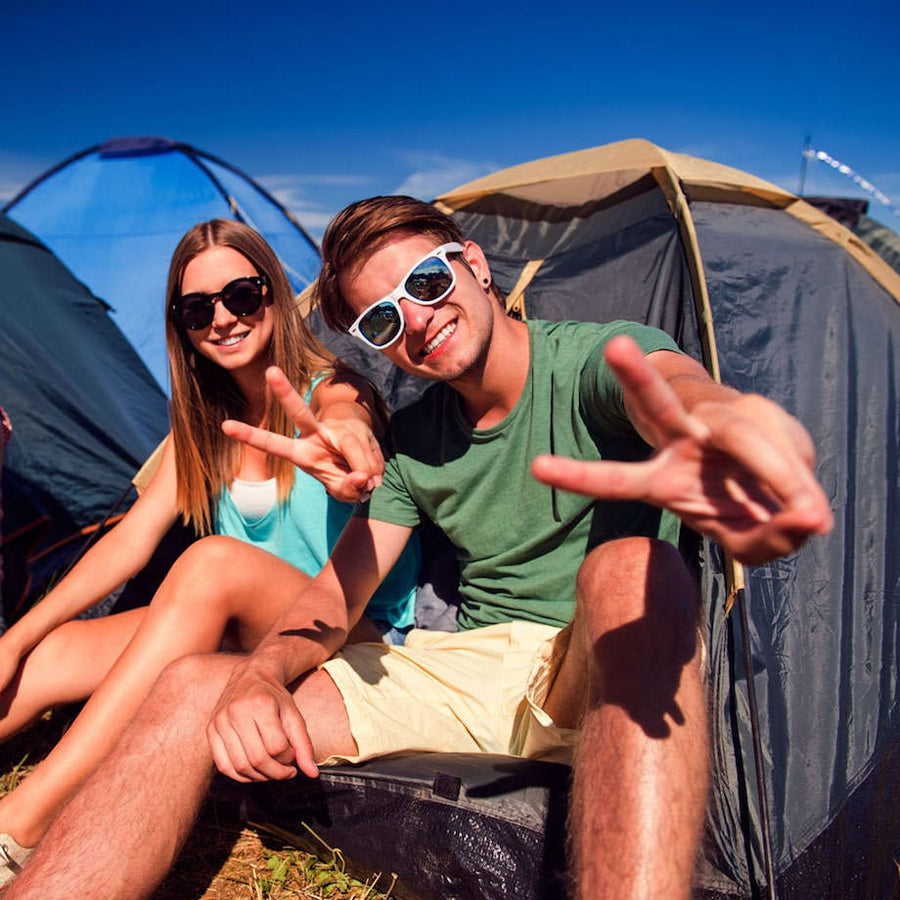 Festival Camping Essentials - Bevy Experience Rental Chicago