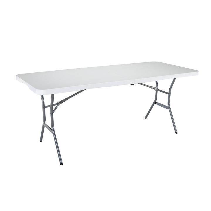 6 Foot Folding Table - Bevy Experience Rental Chicago