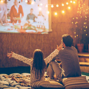 Big Screen Movie Night - Custom - Bevy Experience Rental Chicago