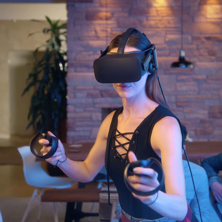 Oculus Rift VR - Bevy Experience Rental Chicago