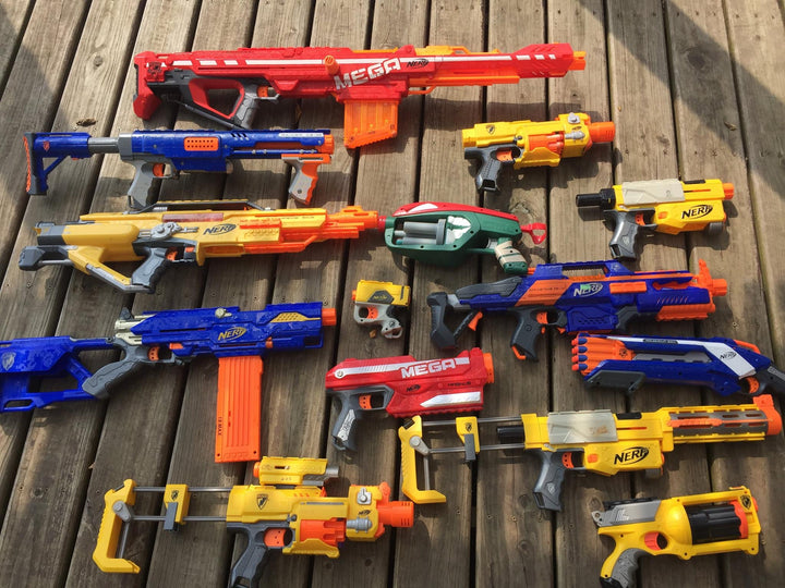 Custom - Nerf Battle - Bevy Experience Rental Chicago