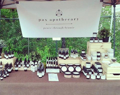 Pax Apothecary Celebrates Earth Day in Takoma Park
