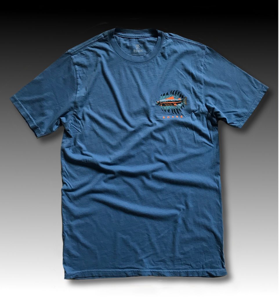 BAIT & SWITCH PREMIUM TEE BLUE