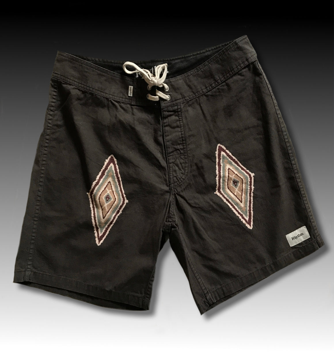 DESERT JAZZ TRUNK VINTAGE BLACK