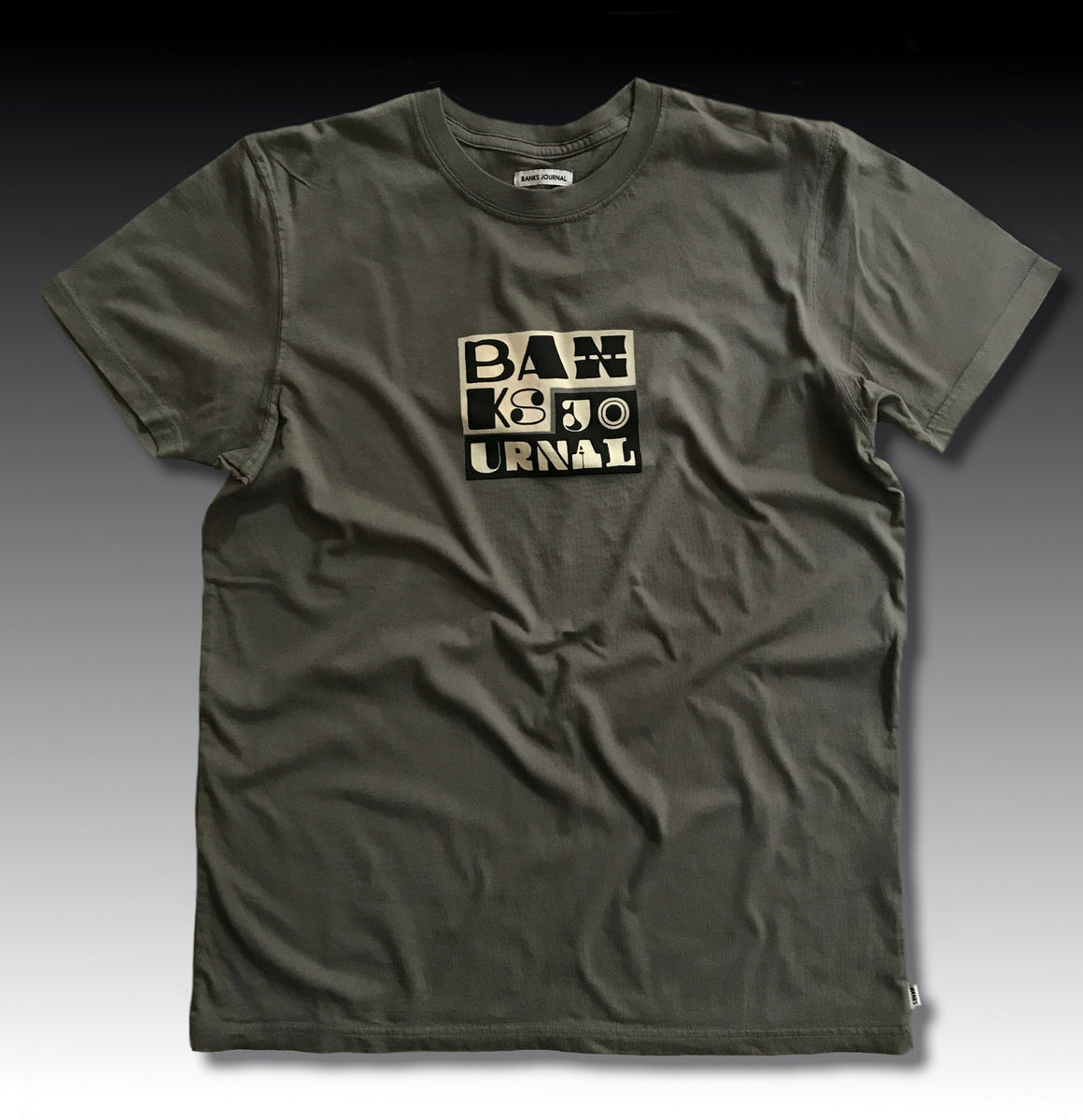 ALPHA T-SHIRT GREY