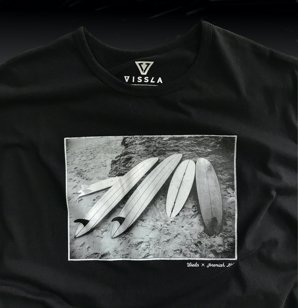 Jeremiah Klein - The Pass Vintage Wash Tee