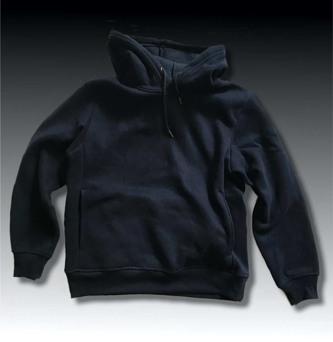 ESSENTIAL HOOD NAVY