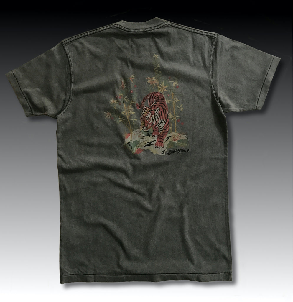 JARED MELL TIGER T-SHIRT