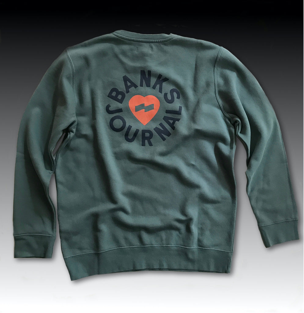 HEART RINGS FLEECE