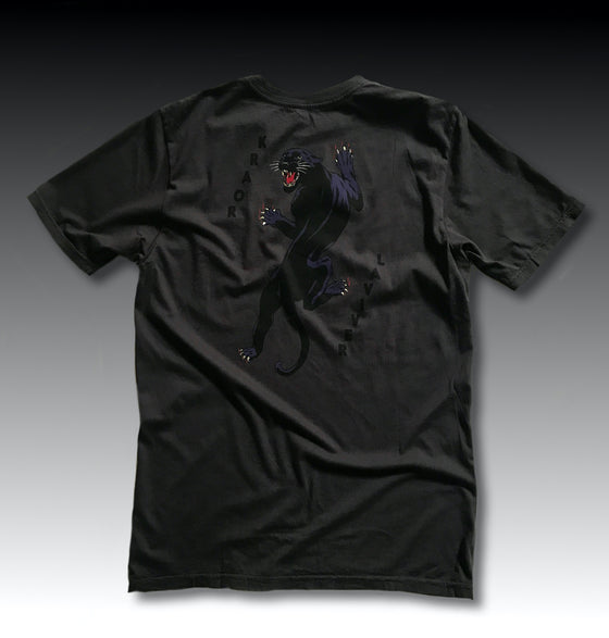 PANTHER PREIMUM POCKET TEE