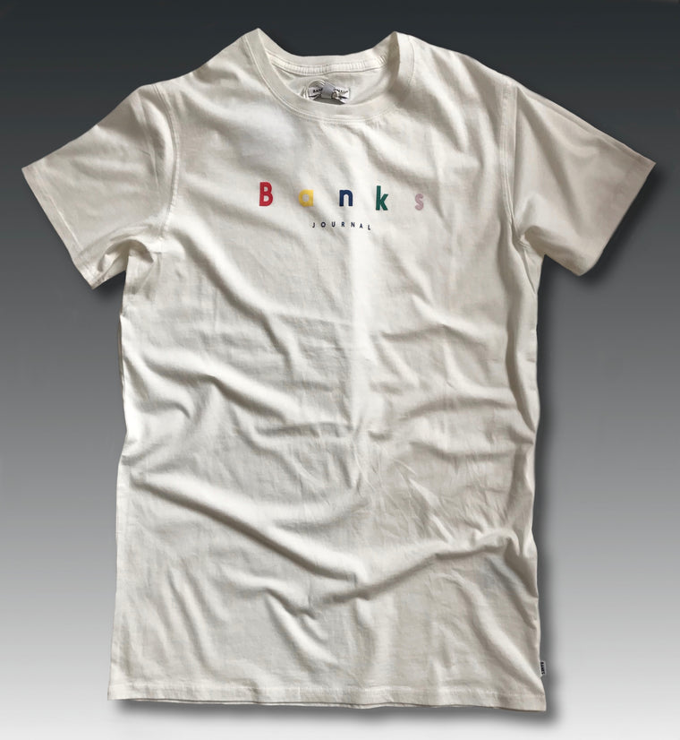 INTERNATIONAL TEE OFF WHITE