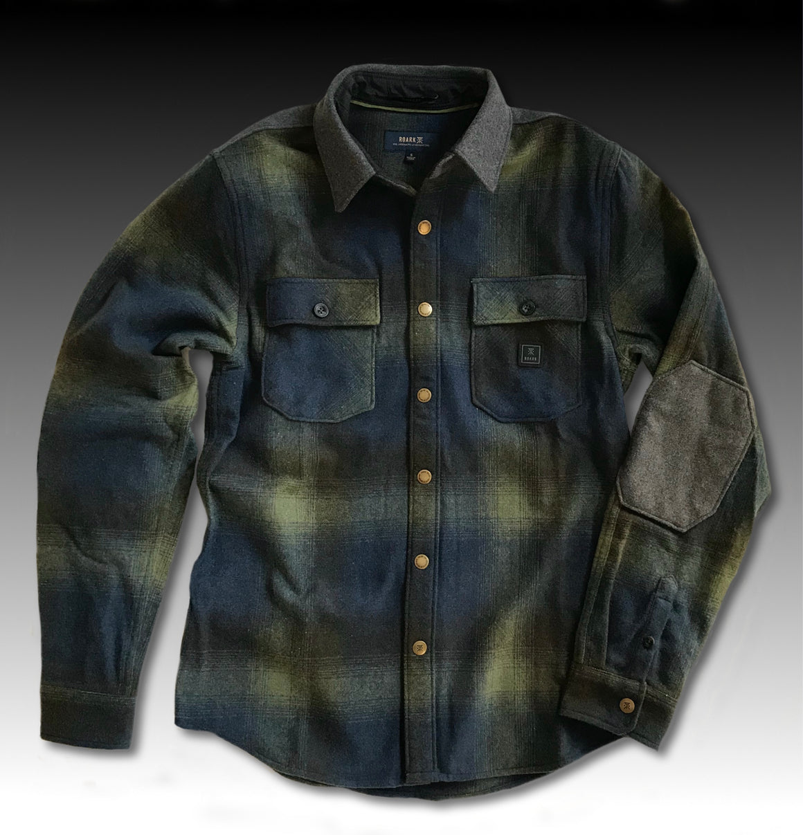 NORDSMAN LIGHTWEIGHT FLANNEL BLUE