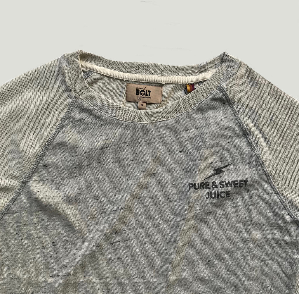 PURE & SWEAT TEE